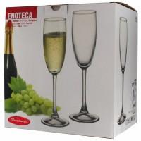 Набор бокалов для шампанского Pasabahce Enoteca (170 мл, 6 шт)