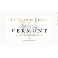 Вино Chateau Vermont La Grande Cuvee Blanc, 2016 (0,75 л)