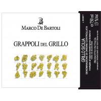 Вино Marco De Bartoli Grappoli del Grillo, 2014 (1,5 л)