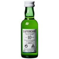 Виски Laphroaig 10 Years Old (0,05 л)