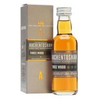 Виски Auchentoshan 3 Wood (0,05 л)