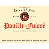Вино Louis Jadot Pouilly-Fuisse Domaine Ferret, 2017 (0,75 л)