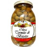 Оливки Bella Contadina oliva Termite di Bitetto (600 мл)
