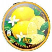 Леденцы Sky Candy Lemon, 200 г