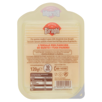 Сыр Gran Biraghi нарезка (120 г)