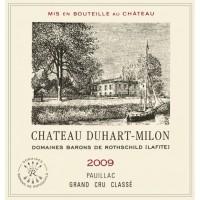 Вино Chateau Duhart-Milon, 2009 (0,75 л)