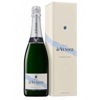 Шампанское Champagne de Venoge Cordon Bleu Millesime, 2012 (0,75 л) GB