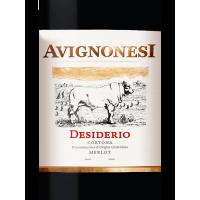 Вино Avignonesi Desiderio Cortona Merlot, 2015 (0,75 л)