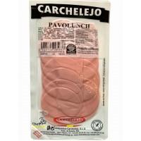 Вареная колбаса из индейки Carchelejo (100 г)