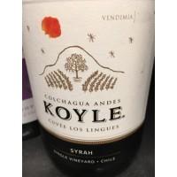 Вино Koyle Syrah Cuvee Los Lingues (0,75 л)
