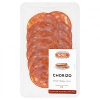 Тапас ТМ Noel: Чоризо, сыр Манчего и оливки (160 г)