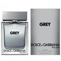 Туалетная вода Dolce & Gabbana The One Grey For Men муж., edt 100ml