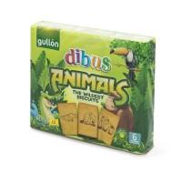 Печенье Gullon Dibus Animals (600 г)