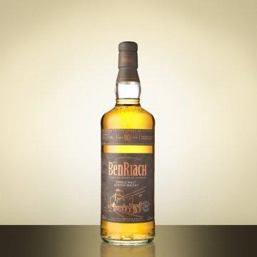 Виски BenRiach 10 Year Old, tube (0,7 л)