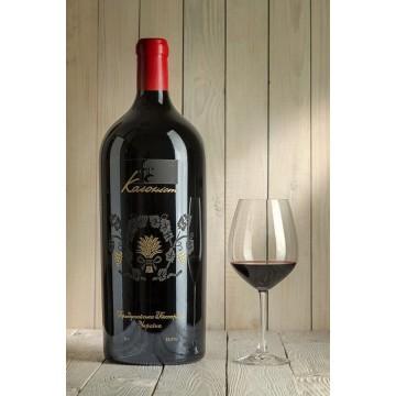 Вино Каберне Мерло сухе Колонiст, 2012 (5 л)