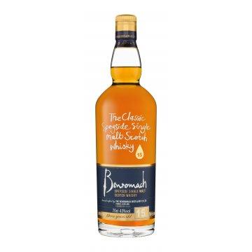 Виски Benromach 15 Years Old, gift box (0,7 л)