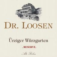 Вино Dr. Loosen Riesling Urziger Wurzgarten Reserve, 2014 (0,75 л)