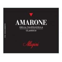 Вино Allegrini Amarone della Valpolicella Classico, 2015 (1,5 л) WB