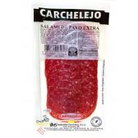 Колбаса салями из индейки Carchelejo (80 г)