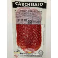Колбаса Cальчичон из индейки Carchelejo (80 г)