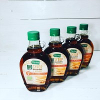 Сироп кленовый Bio Organic (0,25 л)