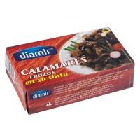 Кальмары Diamir en su tinta (110 г)