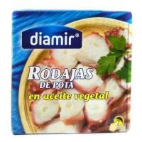 Осьминог Diamir Rodajas De Pota en aceite vegetal (266 г)