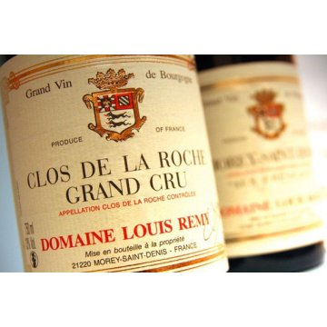 Вино Domaine Louis Remy Clos de la Roche, 1982 (0,75 л)