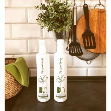 Премиальное греческое оливковое масло Nikolaou Family Bio Organic Farming (500 мл)