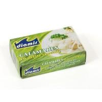 Кальмары Diamir en aceite vegetal (110 г)