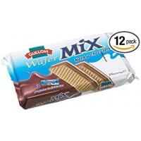 Вафли Gullon Mix Nata-Choko, шоколадные (210 г)