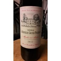 Вино Chateau La Bernede Grand Poujeaux, 2011 (0,75 л)