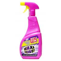 Средство для чистки ванной комнаты W5 Maxx Power (750 мл)