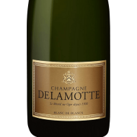 Шампанское Delamotte Brut Blanc de Blancs, 2012 (0,75 л)