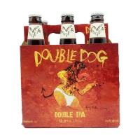 Пиво Flying Dog Double Dog (0,355 л)
