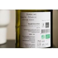 Вино Domaine la Haute Fevrie Muscadet Haute Fevrie (0,75 л)