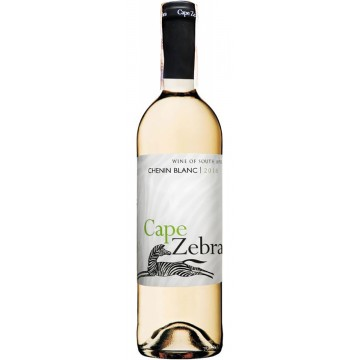 Вино Cape Zebra Chenin Blanc, 2016 (0,75 л)