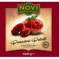 Очищенные помидоры Novi Pelati di Pomodoro (400 г)