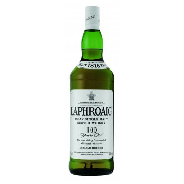 Виски Laphroaig 10 Year Old (0,7 л)