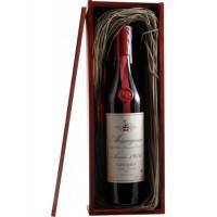 Коньяк Armagnac Castarede, wooden box, 1976 (0,7 л)