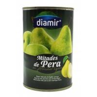 Груша в собственном соку Diamir Mitades De Pera (420 г)