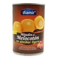Персик в собственном соку Diamir (420 г)