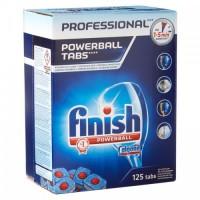 Таблетки для посудомоечных машин Finish Professional (125 шт)