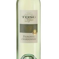 Вино Toso Piemonte Chardonnay DOC (0,75 л)