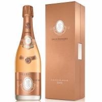 Шампанское Louis Roederer Cristal Rose, 2008 (0,75 л)