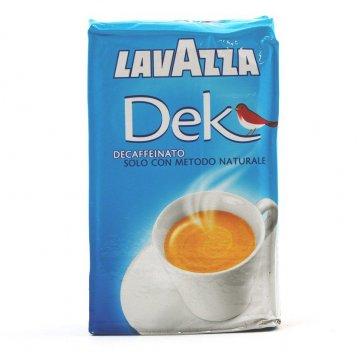 Кофе Lavazza Dek Decaffeinato 250 г