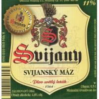Пиво Svijany Svijansky Maz (0,5 л)