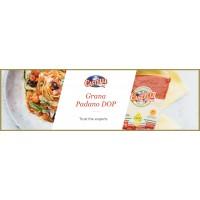 Сыр твердый Grano Padano Castelli 32% (125 г)