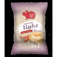 Чипсы картофельные Gallo Rojo бекон и сыр легкие (140 г)