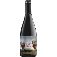 Вино Finca Bacara Crazy Grapes red lable, 2015 (0,75 л)